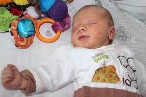 Das große Thema Durchschlafen beim Baby